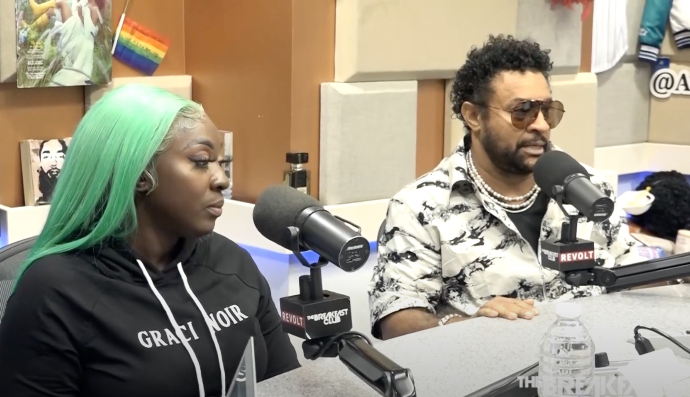 Spice and Shaggy Interview on The Breakfast Club – Video | yardhype.com