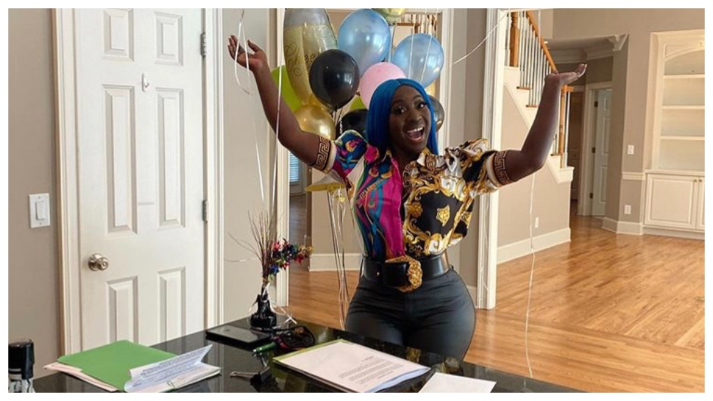 Spice celebrates her birthday with new home purchase in Atlanta | Loop  Barbados