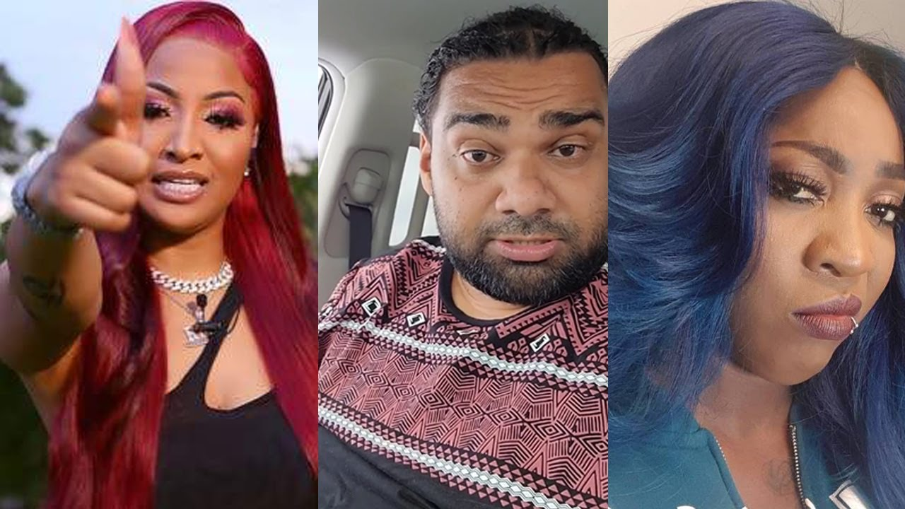 Romeich SHADE Spice For Shenseea? Romeich DENlES | Pamputae Says Mi Nuh  BADMlND Spice | EMJ & Prince - YouTube