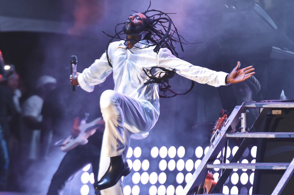A Long Walk To Freedom: Buju Banton Delivers Historic Performance in  Kingston - Caribbean News