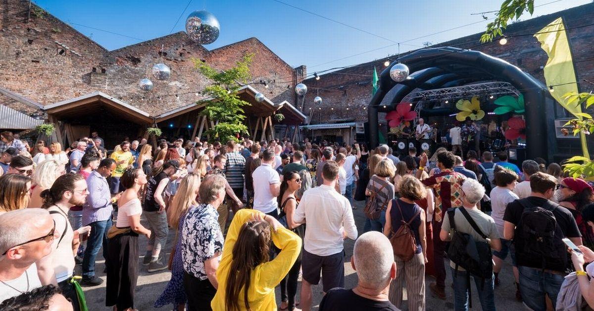 Huge reggae festival Positive Vibration is returning to Liverpool -  Liverpool Echo