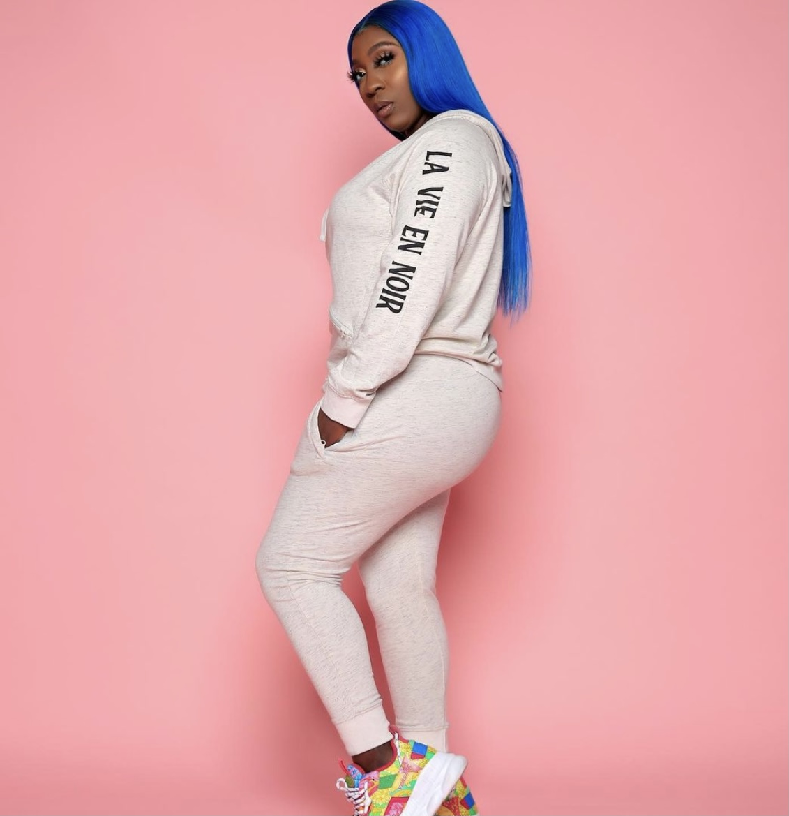 EXCLUSIVE: Reality TV Star & DanceHall Artist Spice Launches New Athleisure  Line - theJasmineBRAND