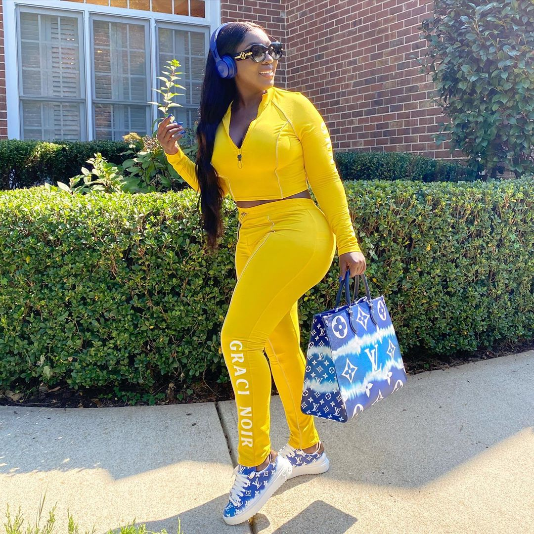 Love & Hip Hop ATL: Spice Blast Critic Of Her New Fashion Line - Urban  Islandz