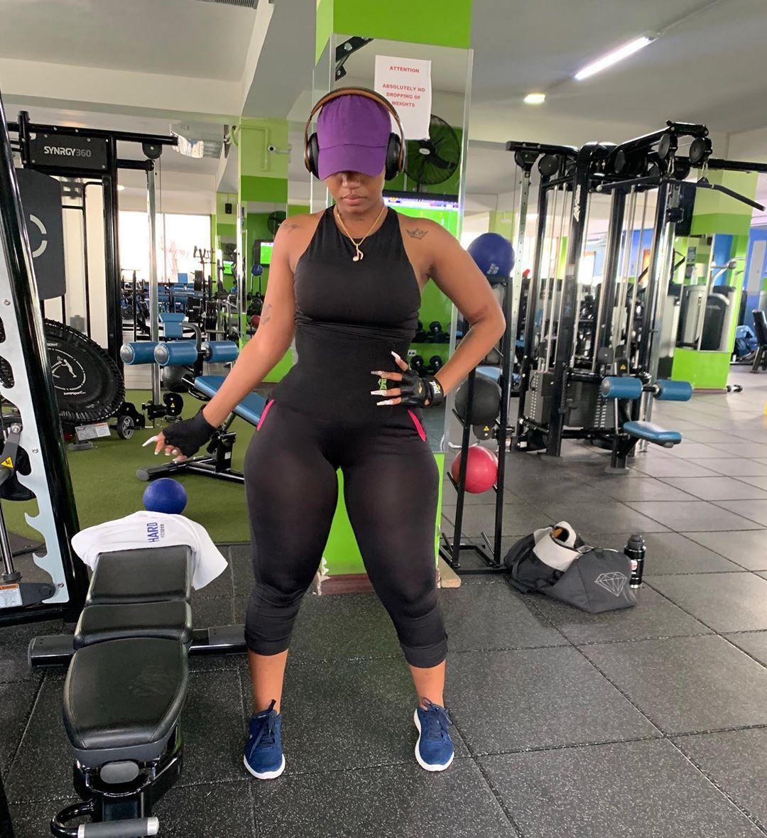 Jada Kingdom Encourages Fans To Join Her Fitness Journey – DancehallMag