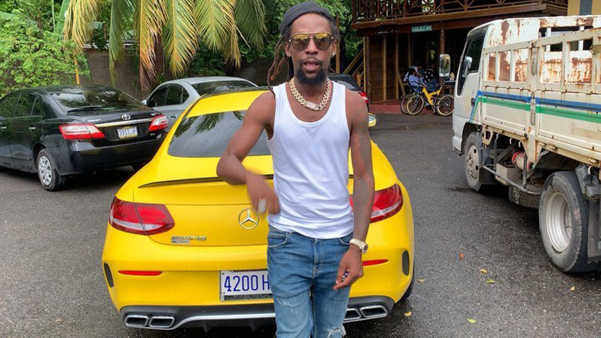 Jah Cure Crashes Another Mercedez Benz – DancehallMag
