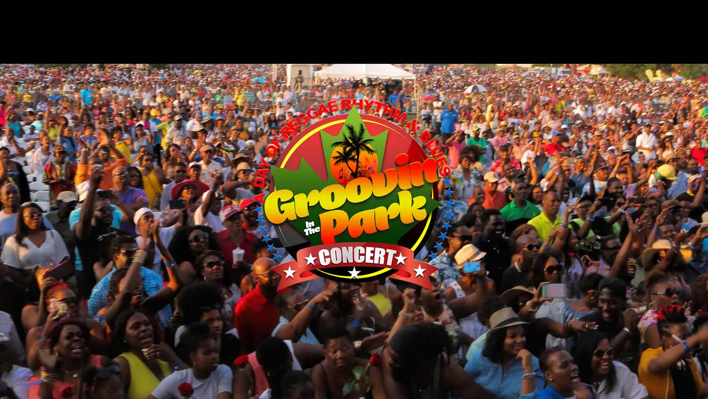 Groovin In The Park – Reggae Rhythm & Blues Concert